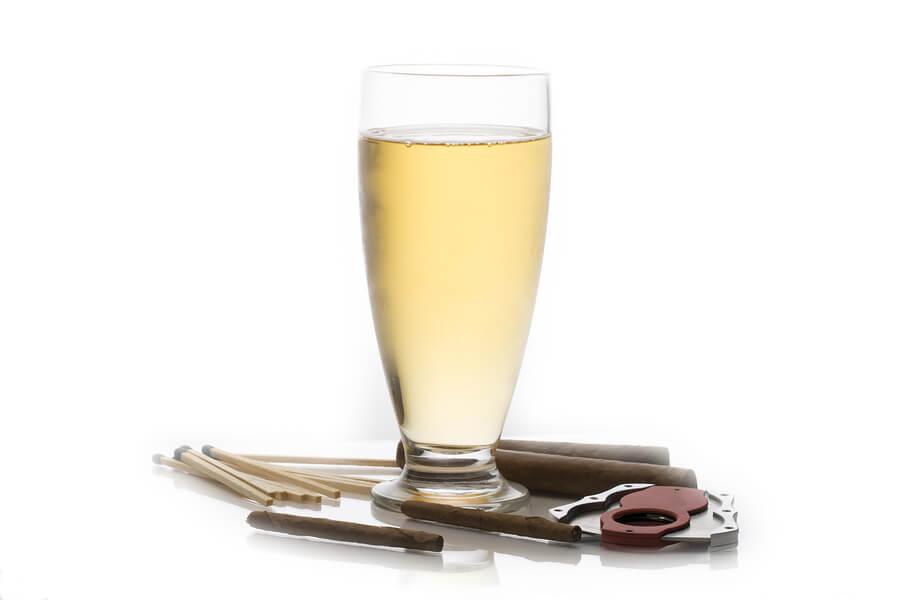 beer and cigar pairings