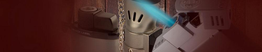 Refilling Cigar Lighters   Zippo & Torch Flame   JR Blending Room