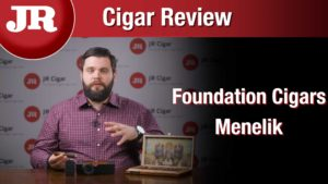 Foundation Cigars Menelik Cigar Review