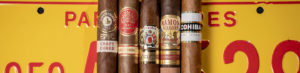 Top 5 Cuban Heritage Brand Cigars