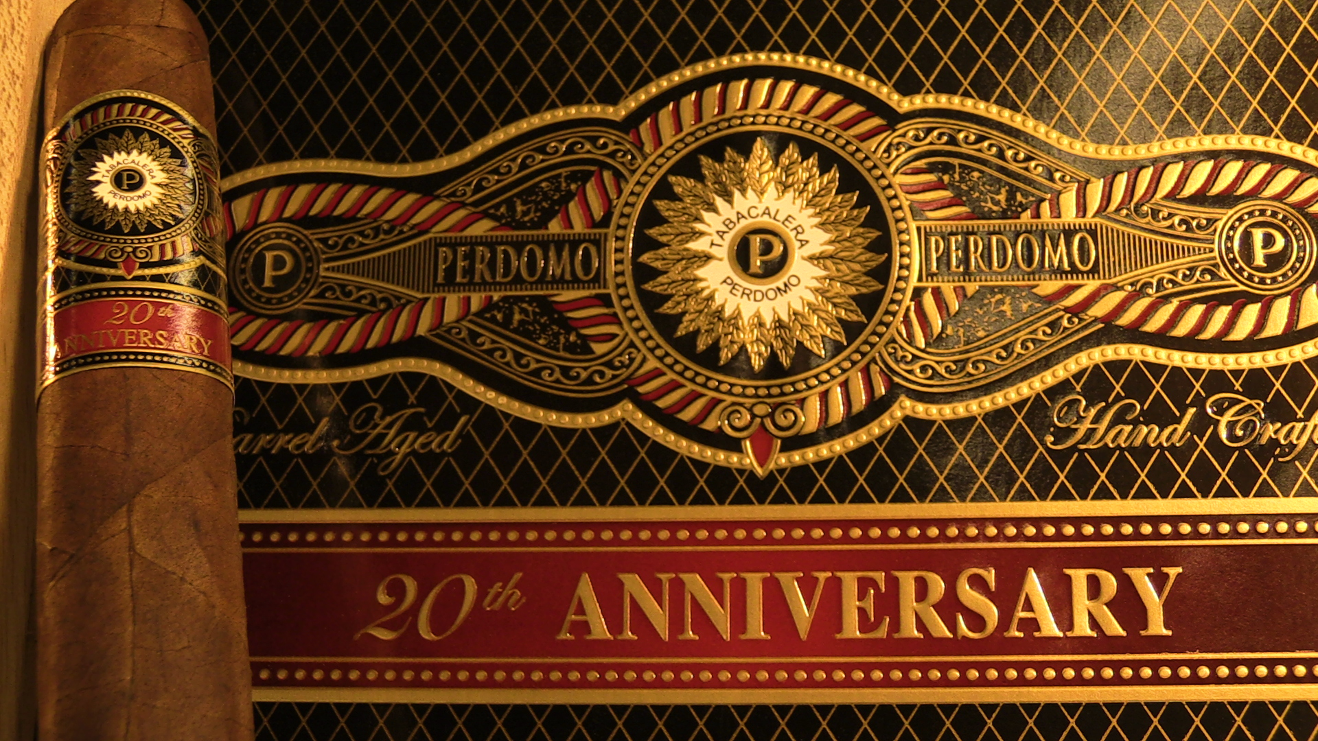 Perdomo 20th Anniversary