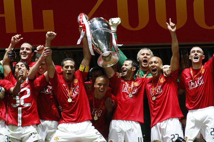 Manchester United Futbol Team