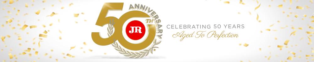 JR's 50th Anniversary