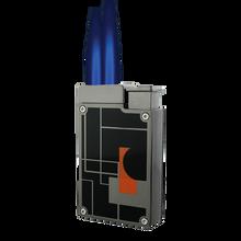 Prestige Gunmetal/Black Dual Flame, , jrcigars