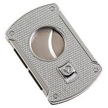 Silver Carbon Fiber Slice, , jrcigars