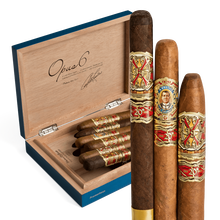Fuente Fuente Opus X 6 Assortment Blue, , jrcigars