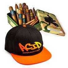 Acid Collectors Tin & Hat, , jrcigars