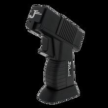 DT-500 Black and Black Quad Flame Lighter, , jrcigars