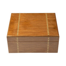 Ironwood Marquetry Humidor Small, , jrcigars