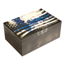 Police Flag 100-Count, , jrcigars