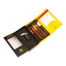 Partagas Collection With Lighter, , jrcigars