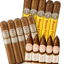 Montecristo 15-Cigar Collection, , jrcigars