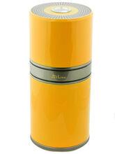 Argo 7-Cigar Cylinder Yellow, , jrcigars