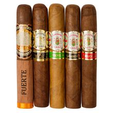 Gran Habano All Star Robusto Sampler, , jrcigars