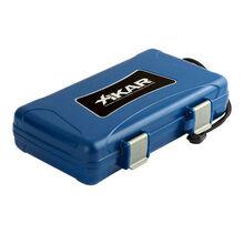 Xikar Blue X-Treme Travel Humidor, , jrcigars