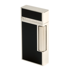 Wide Cigar Flame Black Japanese Lacquer, , jrcigars