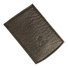 Black Leather Pouch, , jrcigars