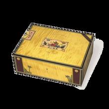 Alba Yellow Sycamore 75-Cigar Humidor, , jrcigars