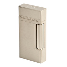 Wide Cigar Flame Satin Platinum, , jrcigars