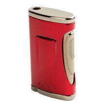 Xikar Xidris Daytona Red Single Torch Lighter, , jrcigars