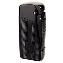 General Black & Chrome Lighter, , jrcigars