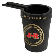 Cupholder Black With JR Logo, , jrcigars