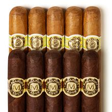 Macanudo Black & Tan Sampler, , jrcigars