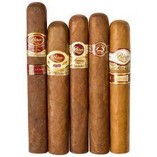Padron 5-Cigar Collection, , jrcigars