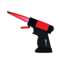 DT-500 Red and Black Quad Flame Lighter, , jrcigars
