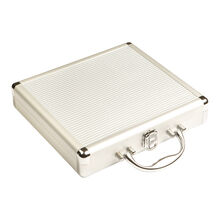Aluminum Briefcase, , jrcigars