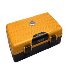 JetLine Pal Travel Humidor Yellow, , jrcigars