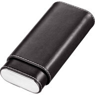 Naturale Black Leather Crushproof, , jrcigars