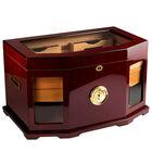 Chancellor Beveled Glass Mahogany 300 Cigar, , jrcigars