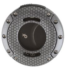 X0 Gunmetal and Honeycomb Cutter, , jrcigars