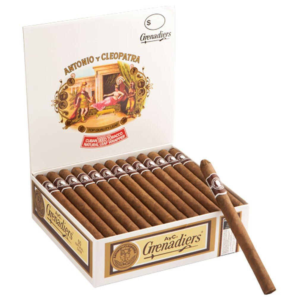 Antonio y Cleopatra Grenadiers | JR Cigar