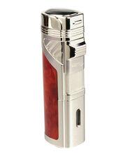 Quattro Mahogany Marble Lighter, , jrcigars