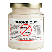 Smoke Out Candle, , jrcigars