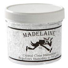 Madelaine Crystal Clear Jar 4oz., , jrcigars