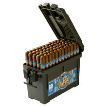 Plastic Ammo Box, , jrcigars