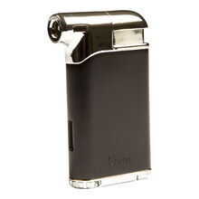 Pacific Black & Chrome Lighter, , jrcigars