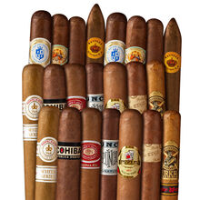 Sizzlin' Summer Sampler, , jrcigars
