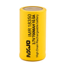 Yellow 18350 Battery, , jrcigars