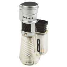 Clear Cyclone Triple Flame, , jrcigars