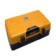 JetLine Pal Travel Humidor Yellow, , jrcigars