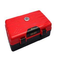 JetLine Pal Travel Humidor Red, , jrcigars