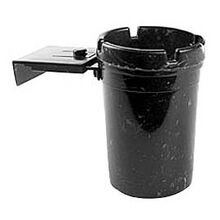 Cupholder Black For Cigarettes, , jrcigars