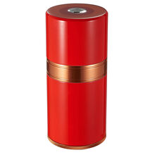 Big Joe Red Lacquer & Copper Travel Humidor, , jrcigars