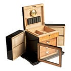 Baccus Two Tone Humidor, , jrcigars