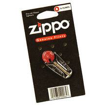 Zippo Genuine Flints, , jrcigars