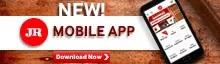 Download the New JR Mobile App